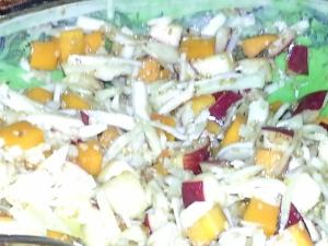 lækker salat fra madworkshop